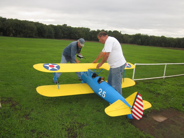 10th Annual CCRCC Big Biplane Bash — A Splashing Success!
