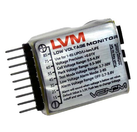 VENOM GROUP – Low Voltage Monitor
