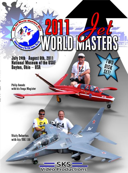 2011 Jet World Masters 2-Disc Set — SKS Video Productions