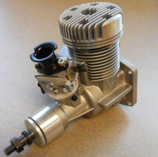 ENYA's 180X-GS Gas/Glow Engine– A closer look