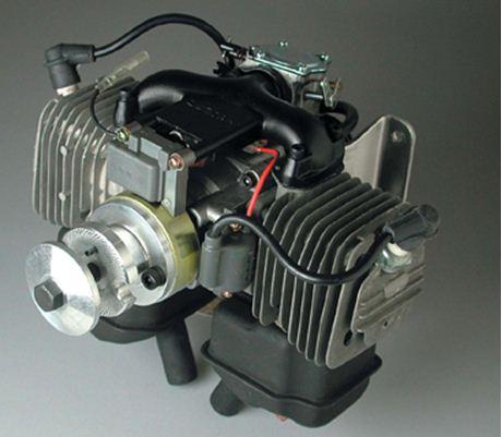 Gas Engine Basics