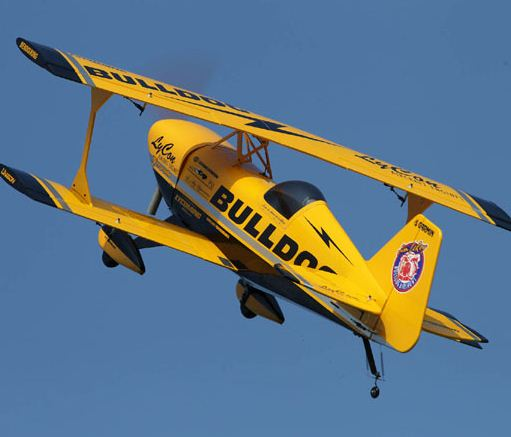 New for Members Only — Performance Aircraft Unlimited 27% Scale Bulldog Pitts