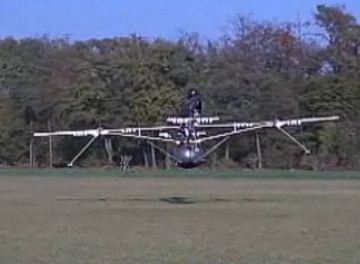 E-Volo — Manned Electric Multi-Copter Takes Flight
