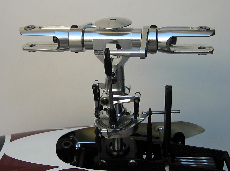 Thunder Tiger Flybarless Rotor Head Conversion Kit