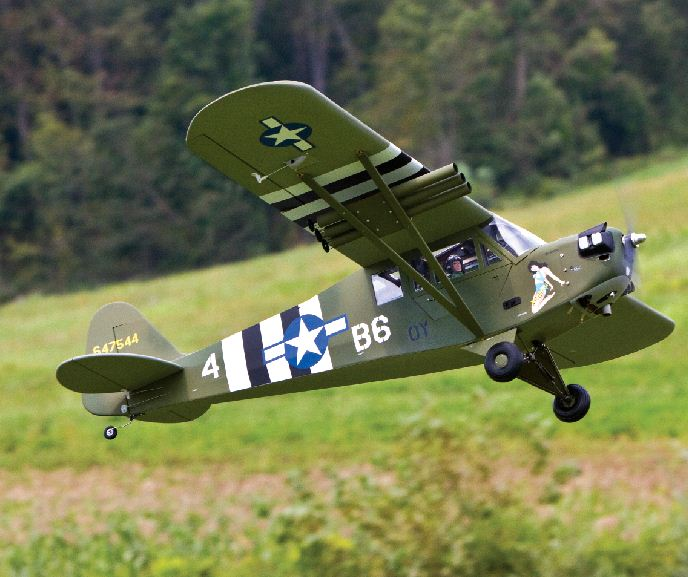 Sneak peek: KMP L-4 Grasshopper