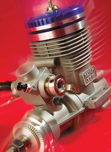 FEEL THE POWER – A BASIC GUIDE FOR YOUR FIRST 2-STROKE GLOW ENGINE