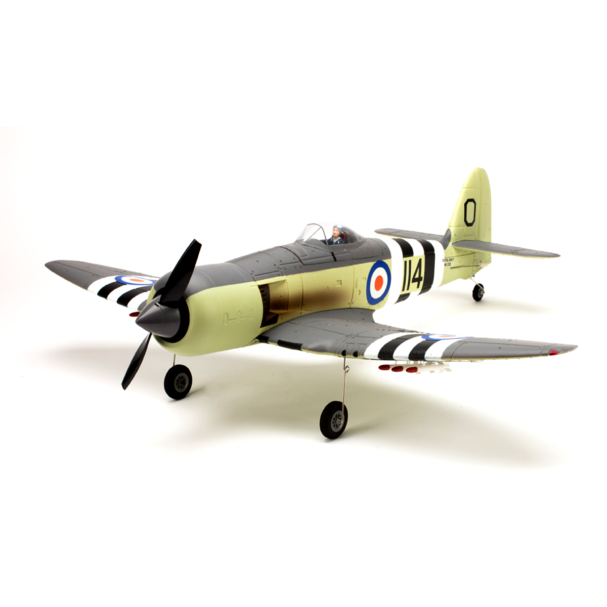 The new E-flite Sea Fury