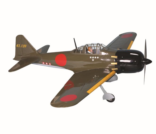 New A6M Zero from Seagull