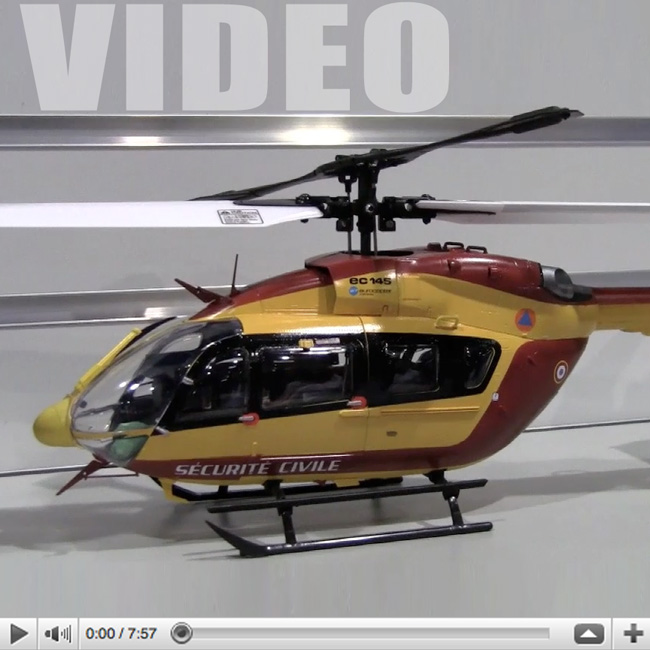S.R.B. Super Scale Series Eurocopter EC145