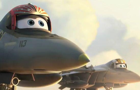 "Walt Disney's ""Planes"" Teaser… Cool!!!"