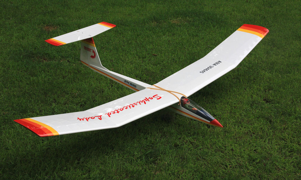 GLIDER MODS FOR EASY TRANSPORT—An exclusive from the February 2011 issue of Model Airplane News