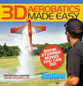 3D Aerobatics Made Easy DVD — now available!