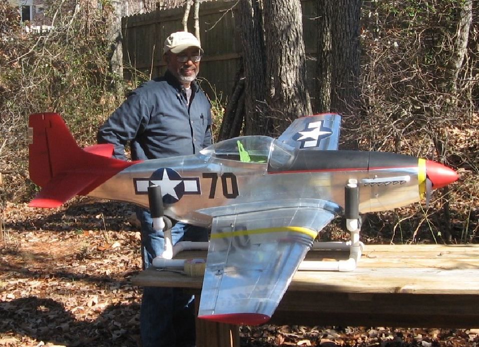 """Another Awesome """"Red Tails"""" Mustang"""