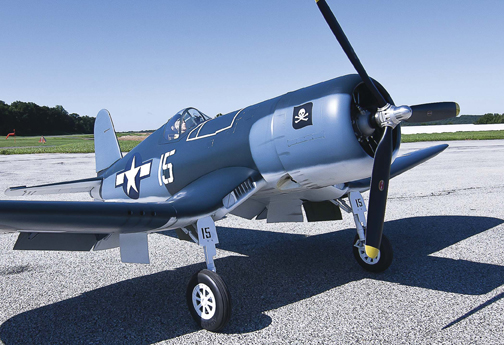 Top 10 Warbirds of the Year — RC Heavy Metal Reviews