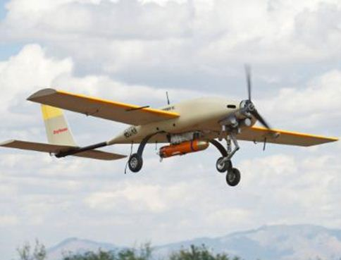 Deadly Delivery: 12-pound guided bomb