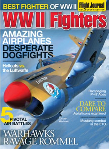 WW II Fighters: a Flight Journal Special Issue