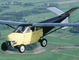 Traffic a pain? Buy a '54 Aerocar One!
