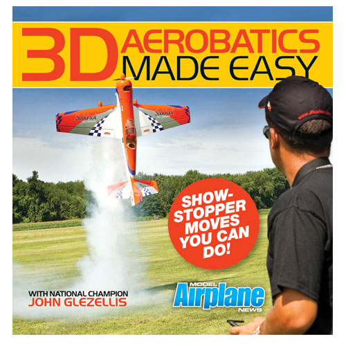 3D Aerobatics Made Easy DVD – AVAILABLE NOW!