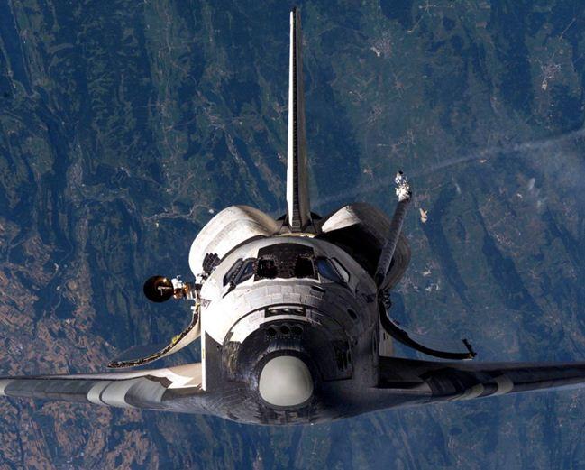 End of U.S. Manned Space Flight Program!