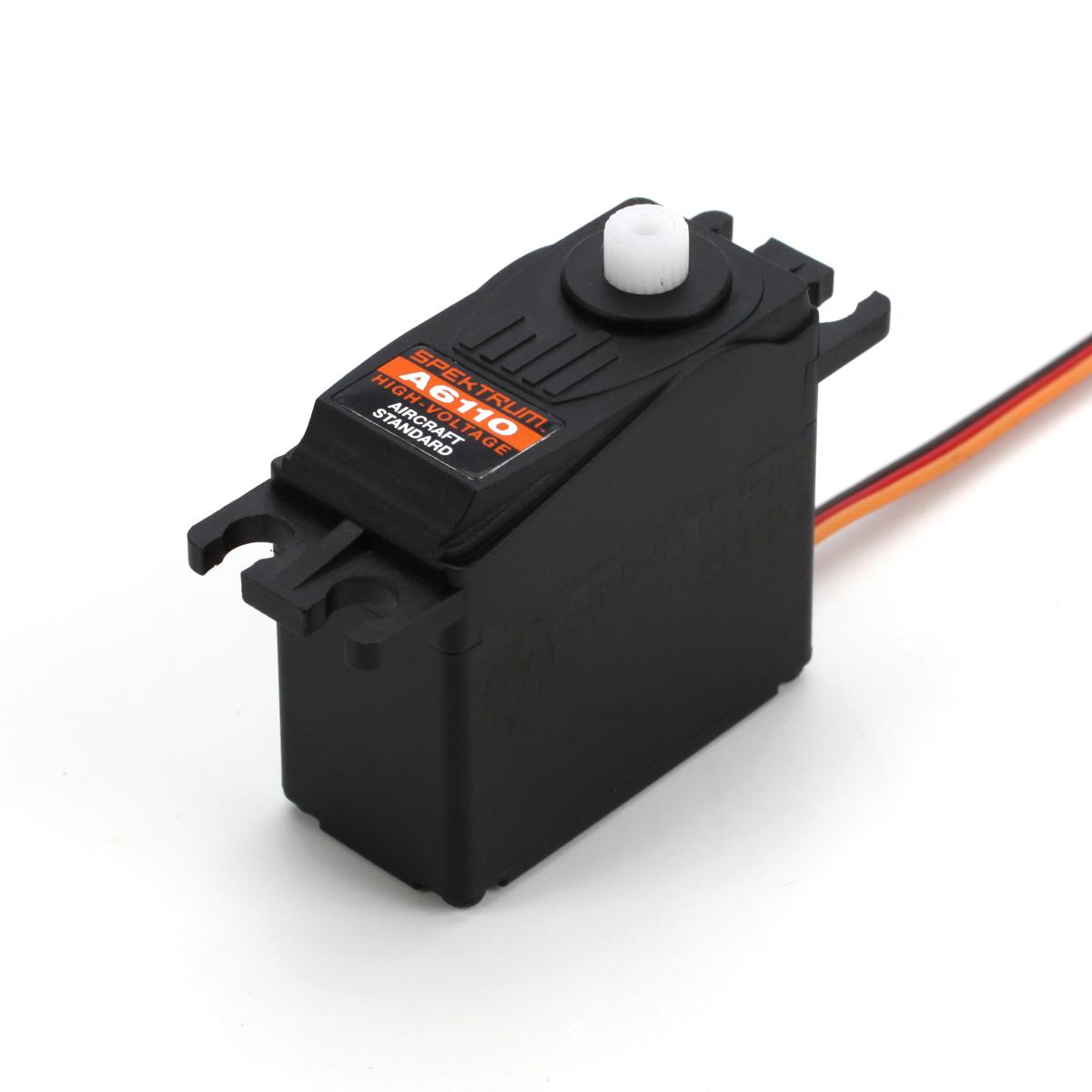 New High-Voltage Servo from Spektrum