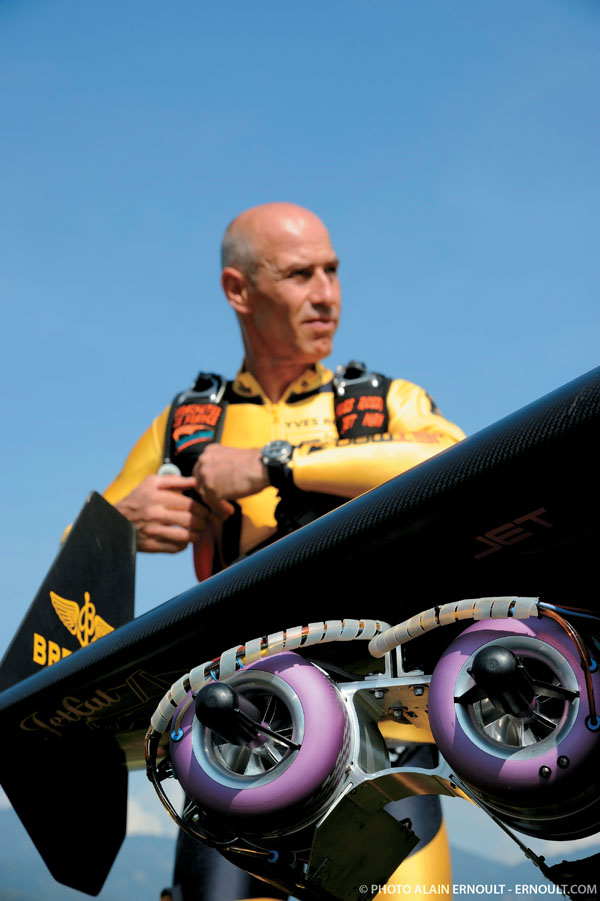 Jetman — The inside story of Yves Rossy