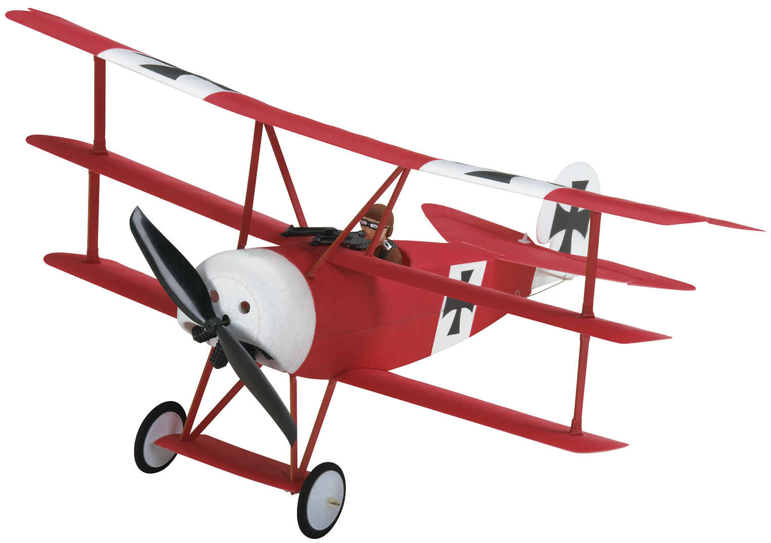 Flyzone Fokker Dr.1 Triplane — Just in for Review