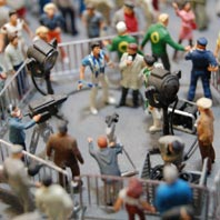 Amazing scale detail in a miniature world!