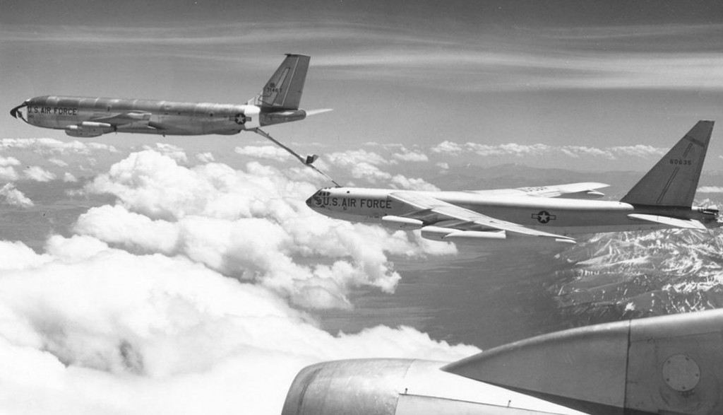 Boeing B-52 Strato Fortress Bombers