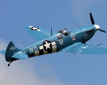 Build your own [full-size!] Spitfire!