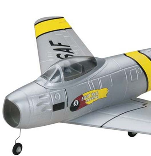 Great Planes F-86 Micro Jet