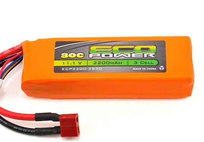 A Main Hobbies EcoPower Batteries