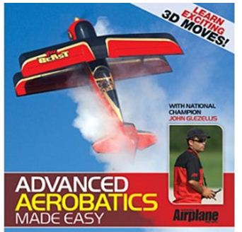 New For Members Only: Advanced Aerobatics Made Easy DVD
