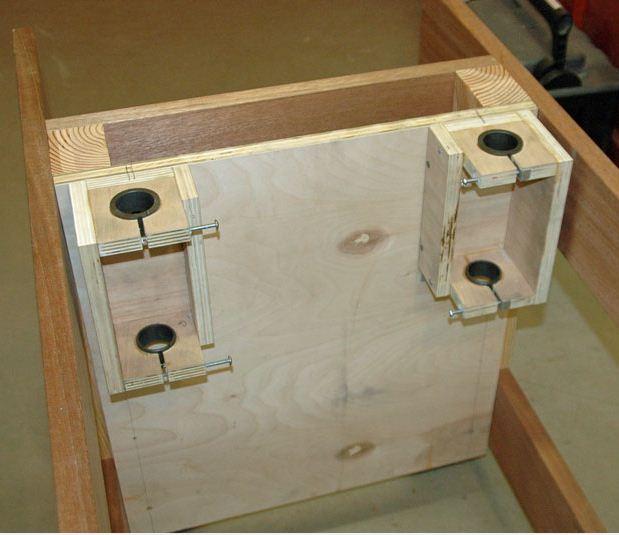RC Plane Adjustable Workbench