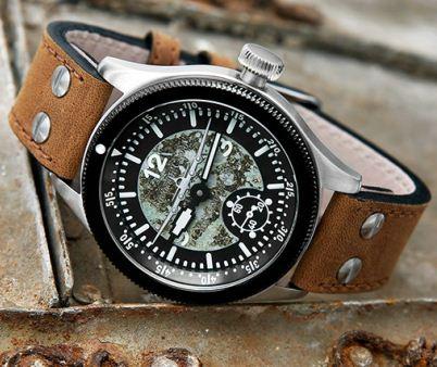 FW 200 watch: wear a piece of aviation history