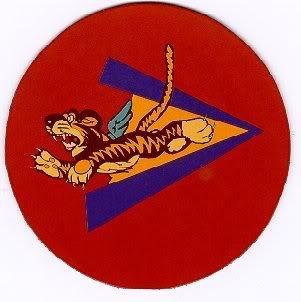 Flying Tigers Emblem