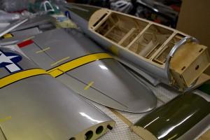 Hangar 9 P-47 Thunderbolt