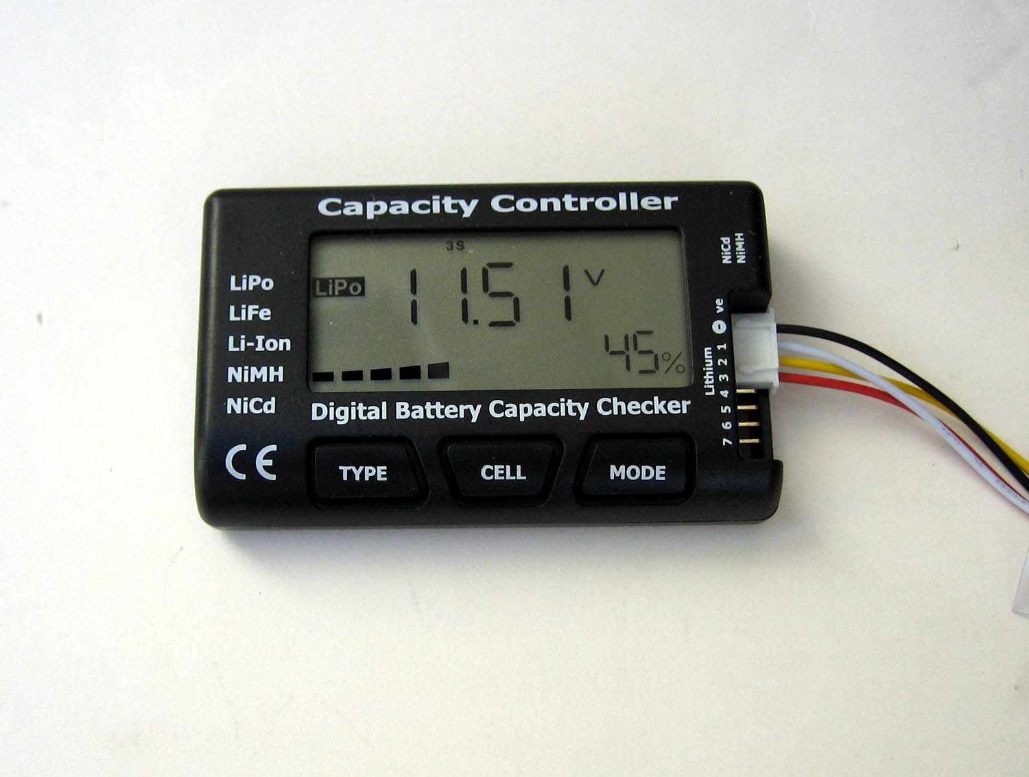 Valley View Cellmeter 7 Battery Checker