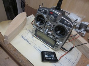 JR X9503 2.4GHz radio