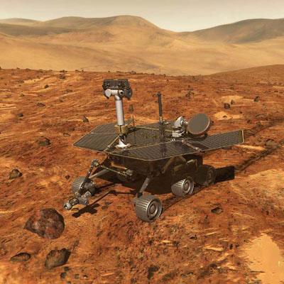 "2004: NASA's ""Opportunity"""