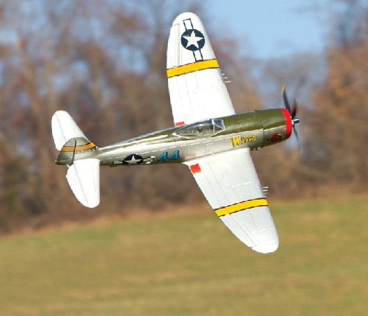 Hobby Lobby P-47 Thunderbolt — Wicked Rabbit Flightline Video