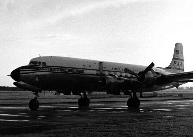 Pan Am  Douglas DC-6A