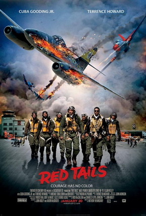 Red Tails Movie — Today's the Day!!!