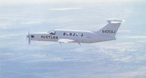 American jet industries hustler 500