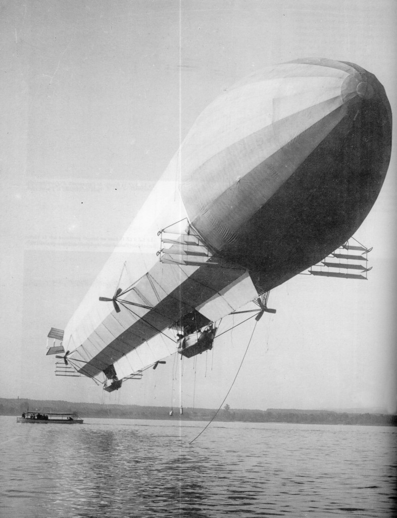 1906: The Zeppelin LZ2
