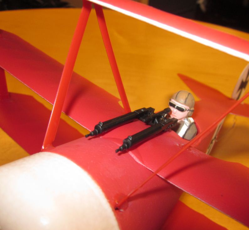 Flyzone Triplane
