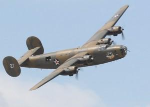 USAAF B-24