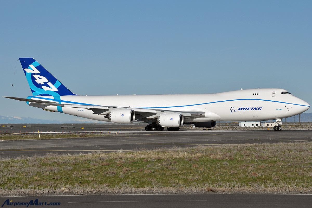 Boeing-747-8R7F-Cargo-Aircraft