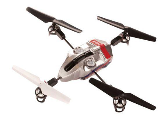 Budget Quadcopter: Blade mQX
