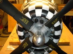 P-47 Thunderbolt Propeller