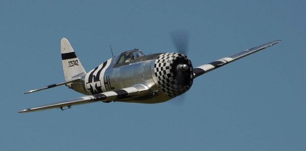 Gary Price P-47